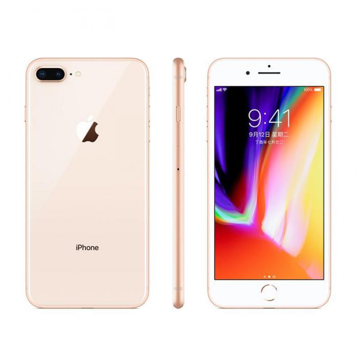Apple iPhone 8 Plus 64GB Gold Mobile China Unicom Telecom 4G Netcom Mobile