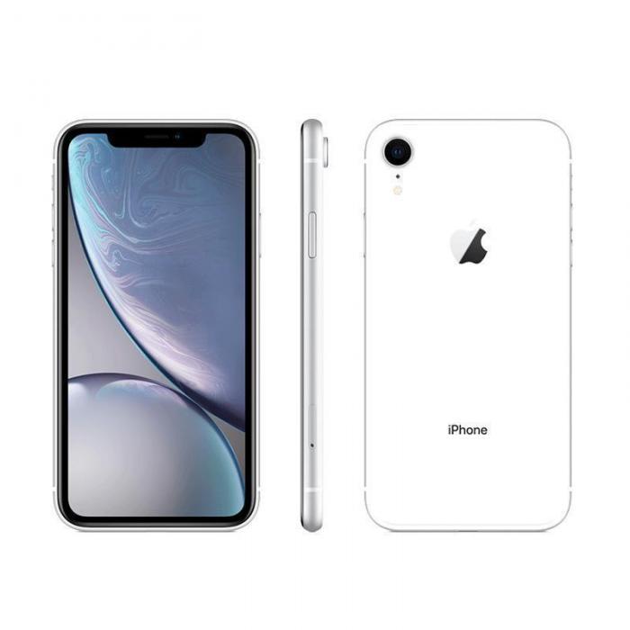 Apple iPhone XR 64GB 白色 移动联通电信4G全网通手机 双卡双待